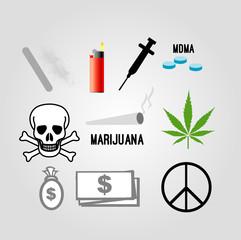 icons drug