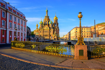 St Petersburg city center, Russia