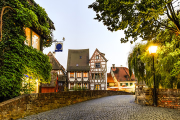 Street in Ulm, Germany