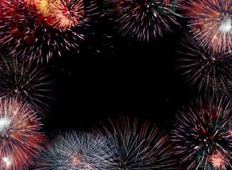 Firework border