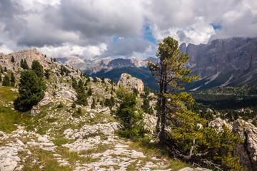 Sella Pass South Tyrol Südtirol Italy