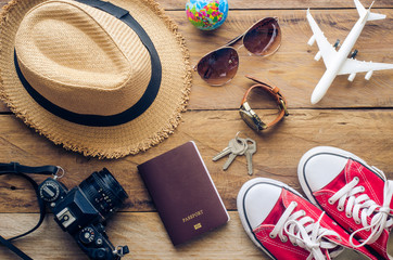 Travel accessories for trip