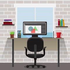 Workspace For Designer Composition
