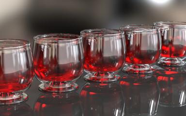 Czerwony winiak