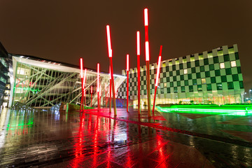 Largest theatre in Ireland, Bord Gáis Energy Theatre in Dublin