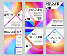 set book cover presentation