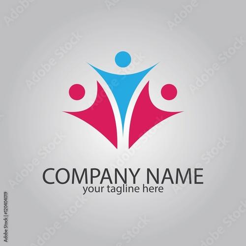 vector kids channel logo design templateu0026quot; Stock image and royalty ...