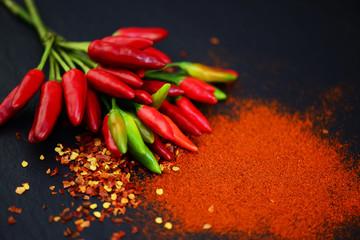 Gewürze,Chili,Paprika