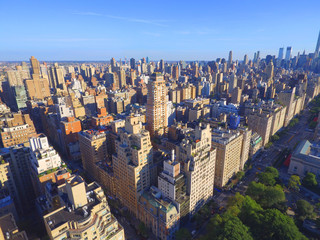 Aerial image of Metropolitan New York
