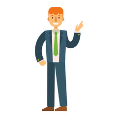 Business man icon abstract silhouette office people vector. Silhouette business people businessman person. Abstract businessman silhouette profile. Office people