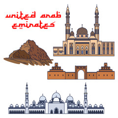 Historic architecture of United Arab Emirates