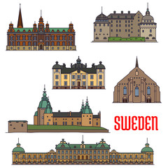 Historic buildings and architecture of Sweden