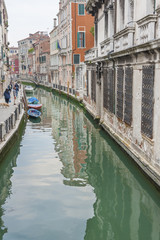 Fototapete - lagoon of Venice, Italy