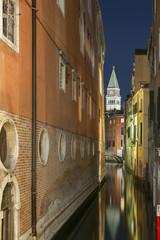 Fototapete - idyllic landscape of Venice, Italy