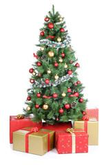 Weihnachtsbaum Weihnachtsgeschenke Geschenke Weihnachten Gold Ku