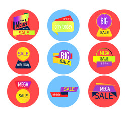 Super Sale, this weekend special offer banner . Vector