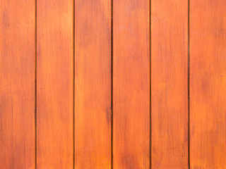 Vertical Wood grain surface (painted brown) for background and texture