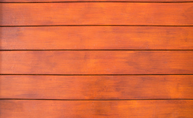 Horizontal Wood grain surface (painted brown) for background and texture