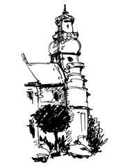 Architecture sketch.