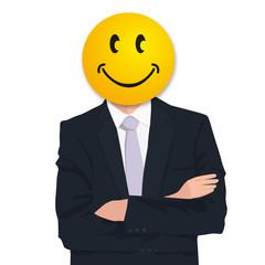 Sourire - bonheur - travail - entreprise