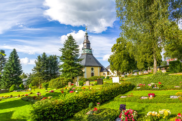 Seiffen, Kurort, Erzgebirge