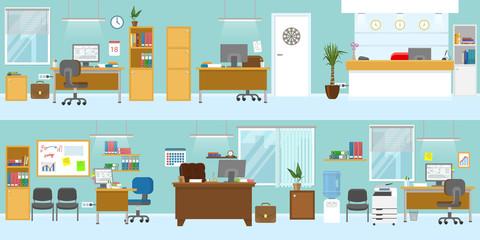 Office Interiors Template