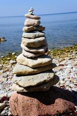 Steinturm / Steilküste Panga Pank