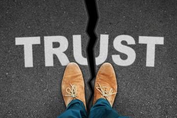 th n gespalten trust I