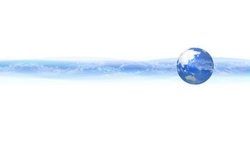 地球と水と環境 エンヴァイアロメント ウォーター