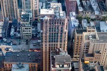 Philadelphia aerial view pano cityscape landscape