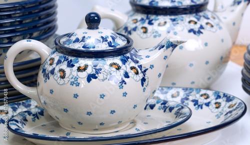 Ceramika Bolesławiec Zdjęć Stockowych I Obrazów Royalty Free W