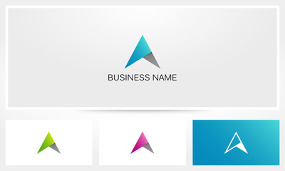 Arrow Folded Logo