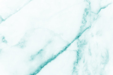 blue Marble texture background / Marble texture background floor decorative stone interior stone.