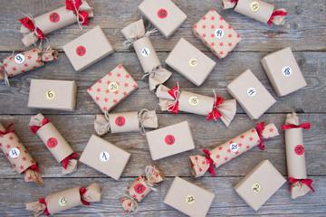 Geschenke/Adventskalender