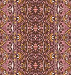 bohemian geometric stripe background