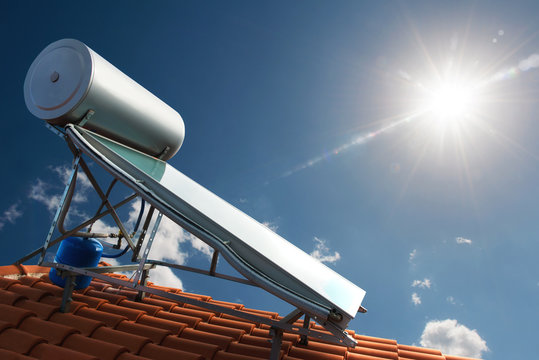 Renewable energy for house