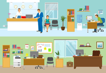 Modern Office Compositions