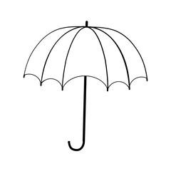 Umbrella sign