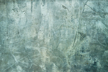 Grunge dirty background,Rough wallpaper,Green tone filter color.