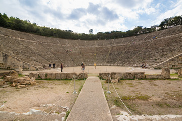 Amphitheater of Epidaurus