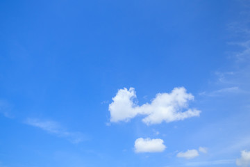 sky, blue, cloud, background, brightly, bright, clear, light, we