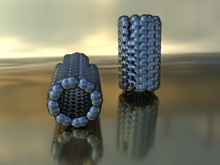 Nanotechnologie: Nanoröhren