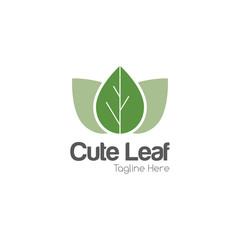 Leaf Logo Creative Concept Design Template