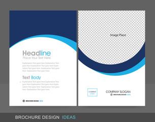 Modern Business Multicolored Brochure Design, Cover Design, Flye