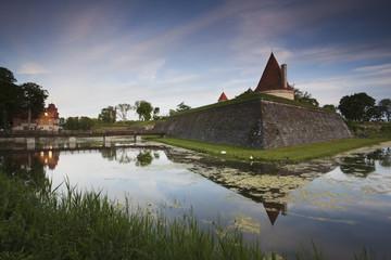 Kuressaare Castle, Kuressaare, Saaremaa Island, Western Estonia Islands, Estonia