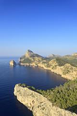 Spain, Balearic Islands, Mallorca, Cap de Formentor