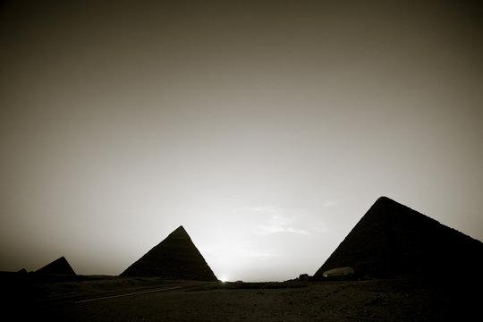 Egypt, Cairo, The Pyramids