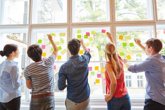Seminar für Brainstorming