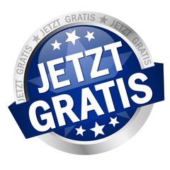 button with text Jetzt gratis