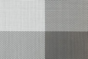 Plastic texture textile background